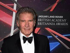 Pin for Later: Die Hollywood-Stars feierten bei den Britannia Awards Harrison Ford