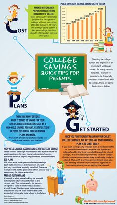 Planning for college: Quick Tips