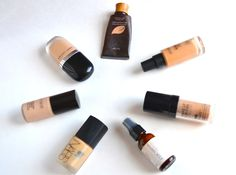 —Blog post on picking the right foundation for your skin type!
