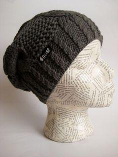 Frost Hats - Slouchy Winter Beanie Hat for Women , $16.99 (http://www.frosthats.com/slouchy-winter-beanie-hat-for-women/) #HatsForWomenOutfits