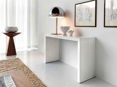 ... White Console Table Ikea Esbov Home Furniture Narrow Console Table IKEA ...