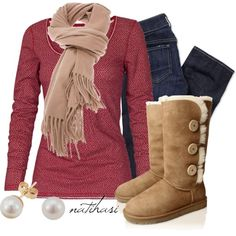 Winter Outfits | Fall Winter School Outfit | Fashionista Trends