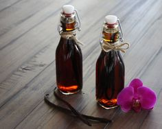 How to Make Mexican Vanilla Extract | Lola's Cocina