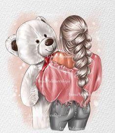 Cartoon Girl Images, Girl Cartoon, Fashion Clipart, Textile Logo, Theme Noel, Illustration, Anime Art Girl, Drawing Sketches, Girl Fashion