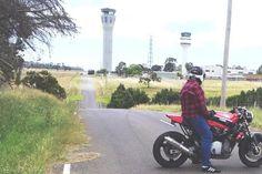 Sunday Ride back of Melbourne Airport Street Fighter, Melbourne, Honda