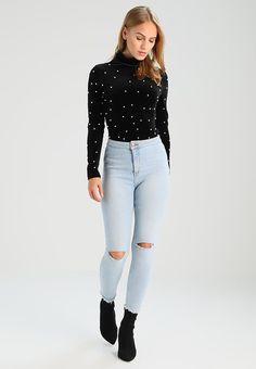 IMAN PEARL - Sweatshirt - black
