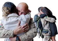 For some the battle continues at home.  Losing touch with family and community.  Veterans Transition Network