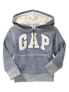 Arch logo half-zip pullover | Gap