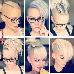 Pin by Gio on look2018 in 2019 | Pinterest | Hair styles, Short hair styles and Hair Undercut Hairstyles, Pixie Hairstyles, Pretty Hairstyles, Short Shaved Hairstyles, Wedding Hairstyles, Men's Hairstyle, Medium Hairstyles, Popular Hairstyles, Short Hair Cuts