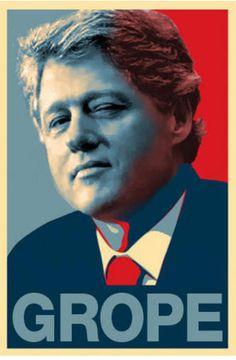 #Clinton