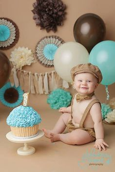 Some colors are just too awesome together.  and if you add a cute little baby, its even MORE awesome!  - Cassidy McGill