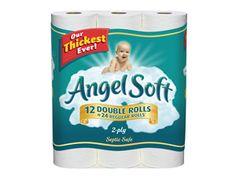 Angel Soft Toilet Paper - GoodHousekeeping.com