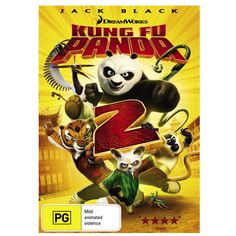 Kung Fu Panda 2 - DVD $27.72