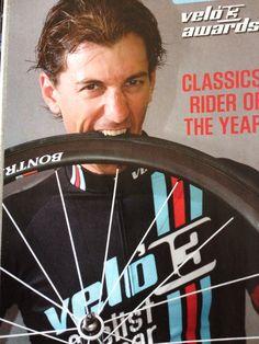 Fabian Cancellara in Velo Magazine