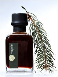 Foodie Gifts: Primitivizia Mugolio Pine Cone Bud Syrup is $28 for 3.6 ounces at Dean & DeLuca