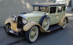 1928 Stutz BB