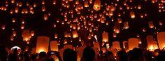 Festival of Lanterns Facebook Timeline Cover