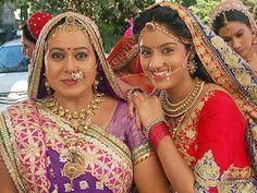Diya Aur Baati Hum to showcase high voltage drama! Beautiful Bride, Beautiful People, Deepika Singh, Indian Drama, Indian Girls Images, Mother In Law, Indian Celebrities, Bridal Wedding Dresses, Actors & Actresses
