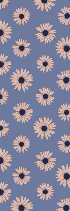 Simple Iphone Wallpaper, Daisy Wallpaper, Cute Pastel Wallpaper, Flower Phone Wallpaper, Sunflower Wallpaper, Iphone Wallpaper Tumblr Aesthetic, Cute Patterns Wallpaper, Iphone Background Wallpaper, Fall Wallpaper