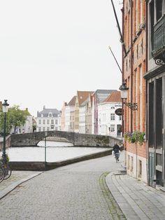 Une journée à Bruges – Le chien à taches