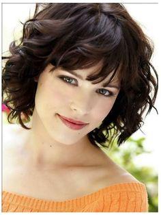 Rachel McAdams Curly Short Hair