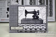 StampingMathilda: Black & White - 157