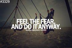 Like base jumping & sky diving