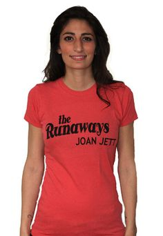 Scattering Men Joan Jett and The Blackhearts Gorgeous Wild Tees