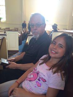 Abuelo & Bella