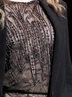 Christian Dior Couture detail