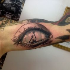 #auge #tattoo #münster