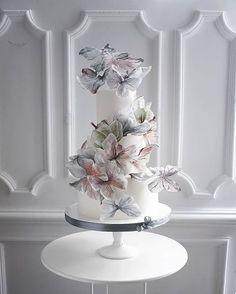 Wedding cake.