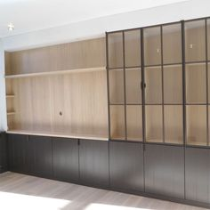 Built in cabinets Home Interior, Kitchen Interior, Kitchen Design, Interior Design, Unique Furniture, Home Furniture, Cabinet Design, My New Room, Built Ins