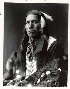 Yellow Shirt (Sioux) 1899