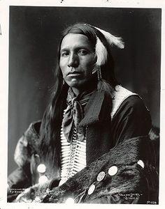 Yellow Shirt (Sioux) 1899