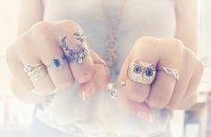 Cute rings #cute