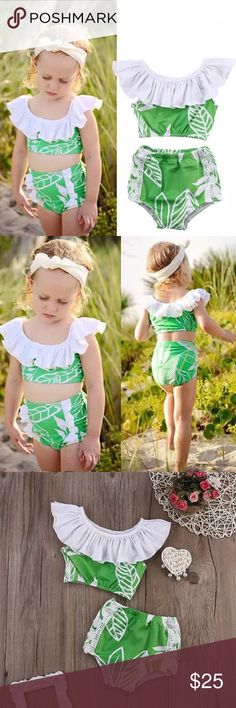 8299c848ed6cb *new*Toddler Baby Girls Tankini Bikini Swimwear 2pcs Toddler Kids Baby  Girls Tankini Bikini Swimwear Swimsuit Bathing Suit Beachwear Swim Bikinis