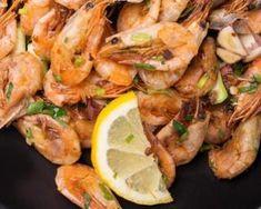 Crevettes sautées au citron et coriandre au wok : http://www.fourchette-et-bikini.fr/recettes/recettes-minceur/crevettes-sautees-au-citron-et-coriandre-au-wok.html