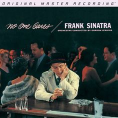 FRANK SINATRA - NO ONE CARES (NUMBERED LIMITED EDITION 180G Vinyl LP)  Order today www.directaudio.net