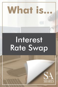 What is an Interest Rate Swap? REVEALED! Our team of professional forex brokers' honest opinion. #Broker #Trade #Forex #Review Interest Rate Swap, Interest Rates, Forex Trading
