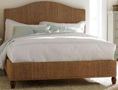 Banana Leaf Weave Bed King American Drew http://www.amazon.com/dp/B0049BG0ZU/ref=cm_sw_r_pi_dp_YbAkub1RTSXDX