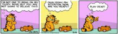 Garfield & Friends | The Garfield Daily Comic Strip for September 26th, 1983