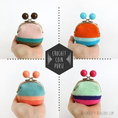 Crochet coin purse | Flickr - Photo Sharing!