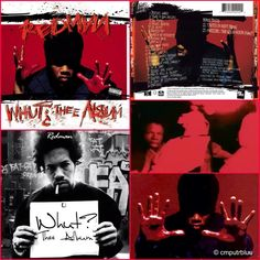 September 22, 1992 - Redman released his debut, Whut? Thee Album. The album heavily features production from mentor and fellow Hit Squad member Erick Sermon, as well as Redman himself under his birth name, with additional production from Pete Rock. The album debuted at No.49 on the Billboard 200. In June 1993, the album was certified gold by the RIAA. • THIS IS NOT MUSIC, THIS IS A TRIP: http://instagram.com/cmputrbluu - #thisdayinmusic