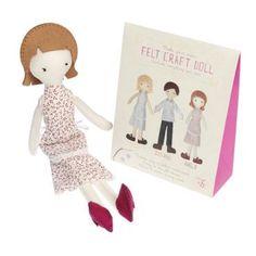 Large Kit Craft Doll - Amelie