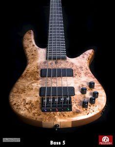 Procházka Custom Guitars Bass 5