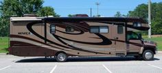 2008 Used Jayco Seneca 35GS Class C in Georgia GA.Recreational Vehicle, rv, 2008 Jayco Seneca 35GS, LOOKS GREAT DRIVES GREAT! Smoke-free vehicle, Onan 6 KW diesel generator (165hrs) back-up camera, full body paint, 2 A/C units, air bag suspension, outdoor shower,separate microwave/oven, Alcoa Aluminum wheels, power steps, awning, 2 HD TV's, 1 DVD player, outdoor radio, outdoor grill, Blue Ox tow bar included $82,500.00