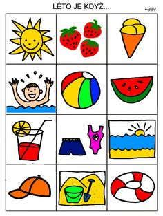 Summer Activities For Kids, Camping Activities, Diy For Kids, Alphabet Activities, Book Activities, Preschool Activities, Colorful Drawings, Easy Drawings, Flashcards For Toddlers
