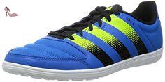 adidas Ace 16.4 Street, Chaussures de Football Homme, Bleu / Noir / Vert (Bleu Impact / Noir Essentiel / Boue Semi Solaire), 40 2/3 EU - Chaussures adidas (*Partner-Link)