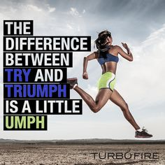 Put a little UMPH in your day! #PushPlay #motivation #fitspo #fitness
